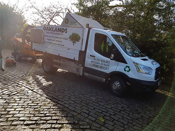 Oaklands Landscaping Harpenden